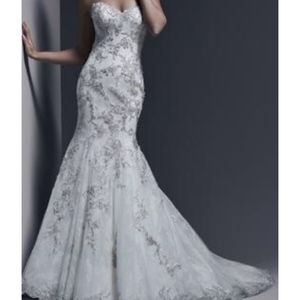 Sottero and Midgley Wedding Dress Gintare